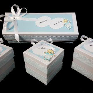 Комплект кутии за Кръщене