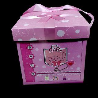Кутия за кръщене 01