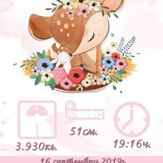 Бебешка визитка 2